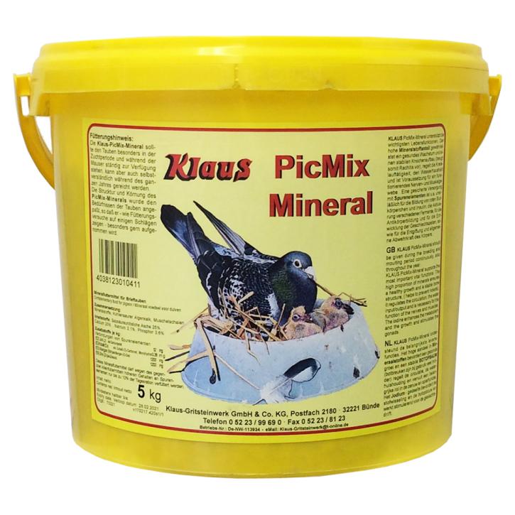 KLAUS PicMix Mineral 5kg NEU