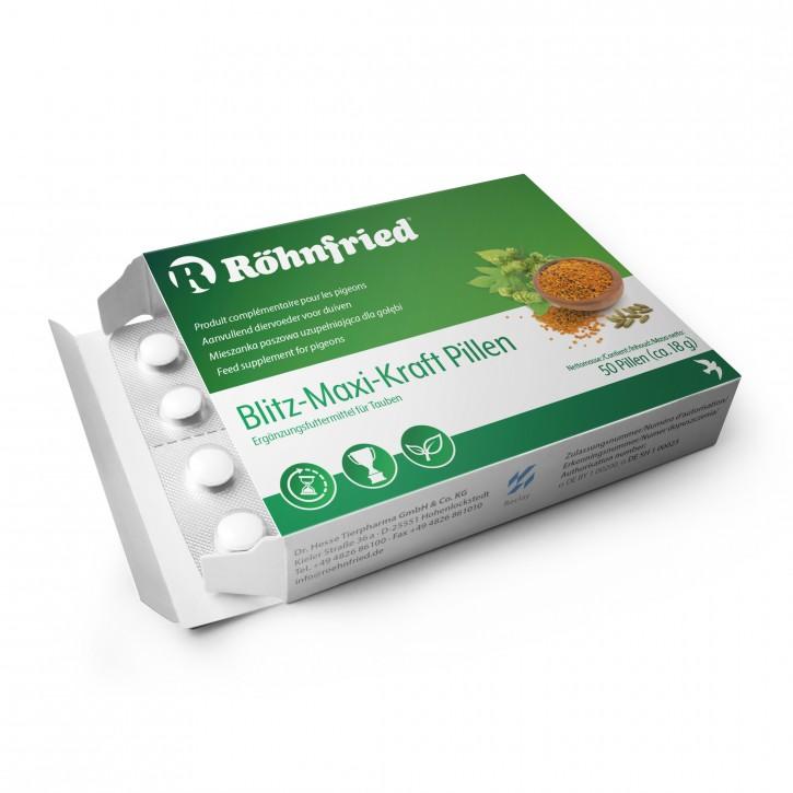 Röhnfried Blitz Maxi Kraft 50 Pillen