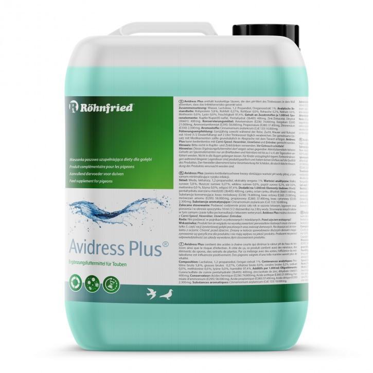 Röhnfried Avidress Plus 5L