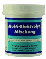 Sudhoff Multi-Elektrolyt-Mischung *3 x 125g*