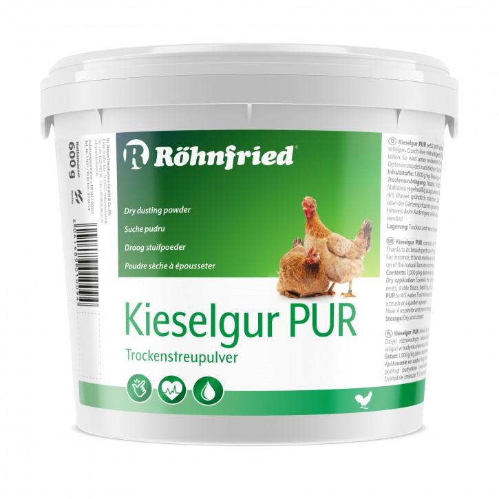 Röhnfried Kieselgur PUR 600g