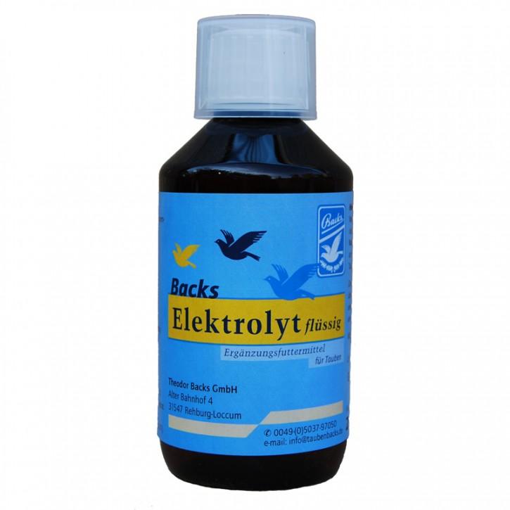 Backs Elektrolyt flüssig 250ml