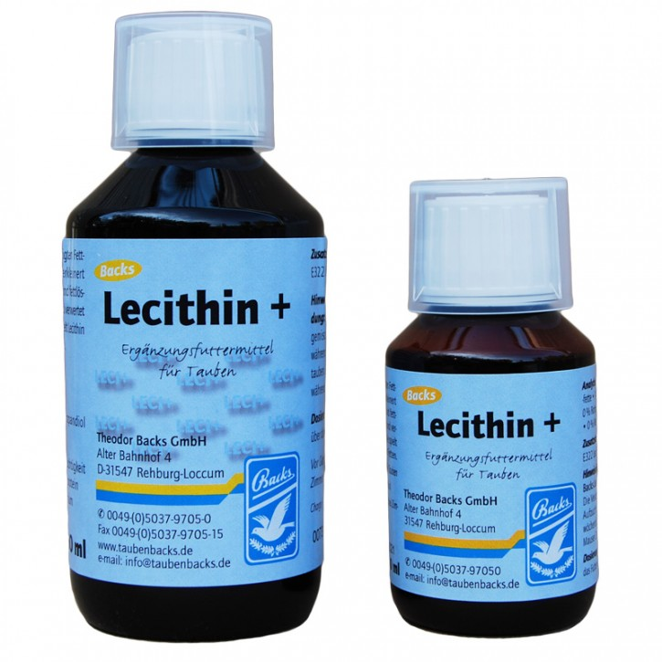 Backs Lecithin+  250ml