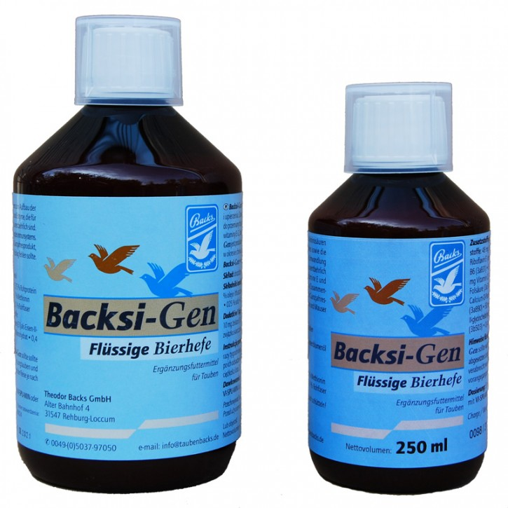 Backs Backsi-Gen 500ml