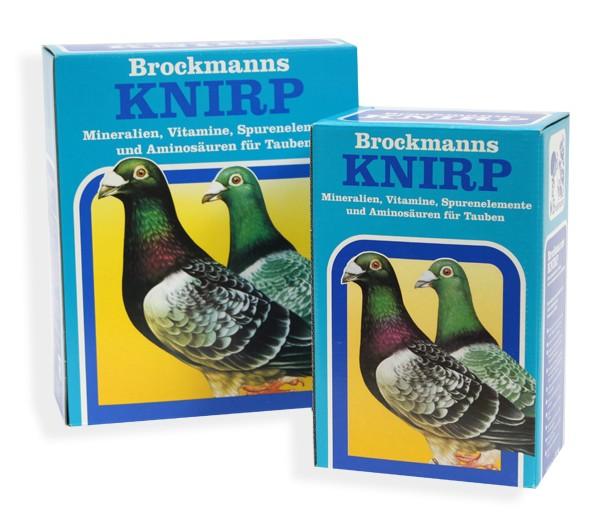 Brockmann Knirp Mineralfutter 5kg