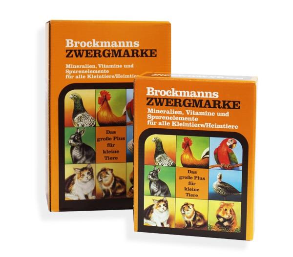 Brockmann Zwergmarke Mineralfutter 2,5kg