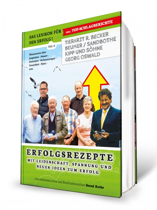 Buch Erfolgsrezepte Band II von Bernd Rothe NEU