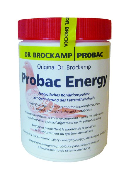 Brockamp Probac Energy 500g