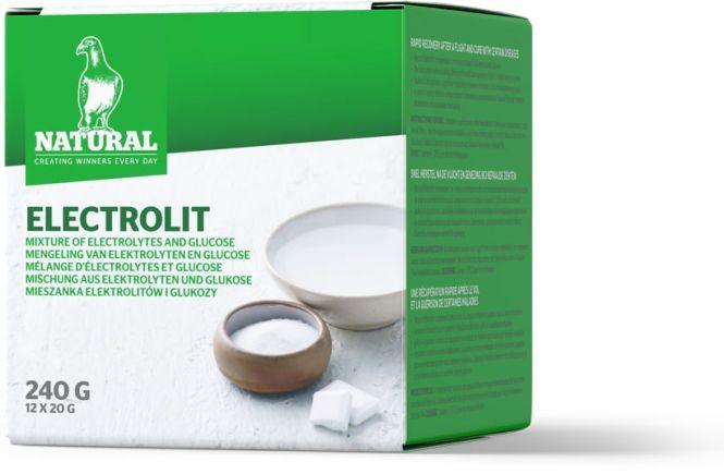 Natural Elektrolyt 240g