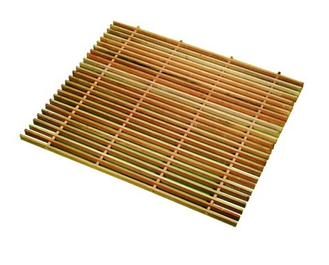 Fußbodenroste Hartholz 1m x 1,2m (kein Paketversand möglich)