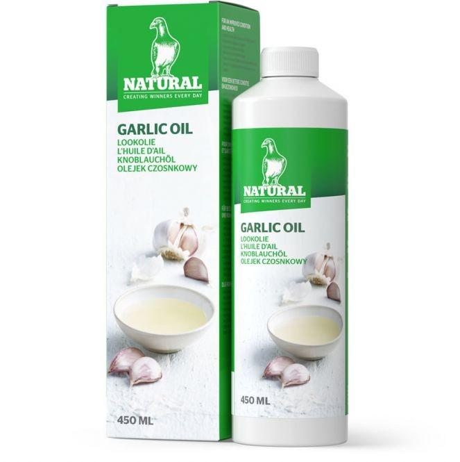 Natural Knoblauchöl 450ml