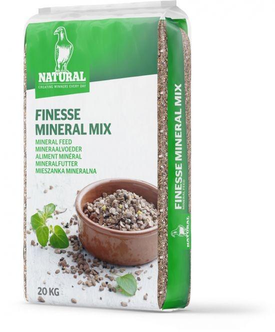 Natural Mineral-Mix Finesse 5x3kg Sonderpreis!