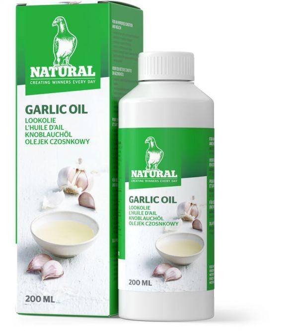 Natural Knoblauchöl 200ml