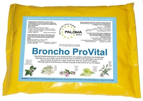 Paloma Broncho ProVital Premium 500g