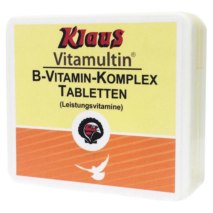 Klaus Vitamultin B-Komplex Tabletten 100 Stück