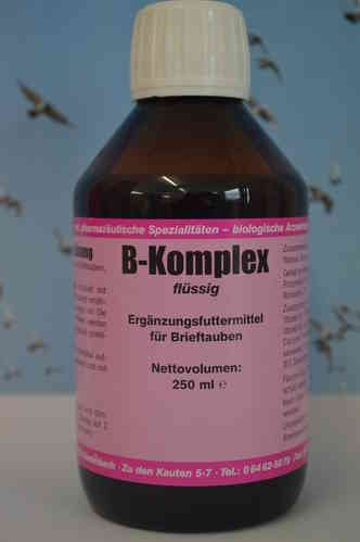 Hesanol B-Komplex flüssig 250ml