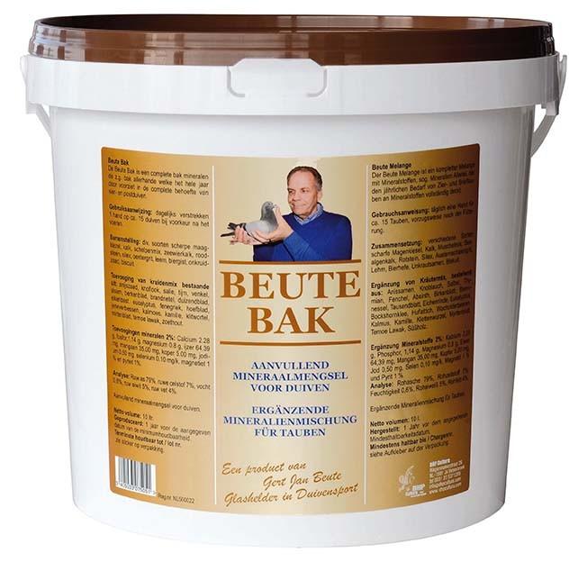 DHP Beute Bak 10kg Mineral Mix