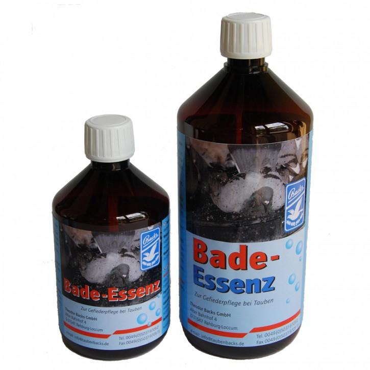 Backs Bades-Essenz 1000ml NEU