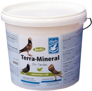 Backs Terra Mineral 5kg