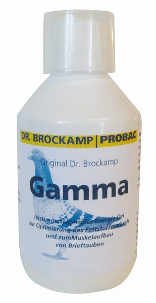 Brockamp Gamma (Energie-Öl) 250ml