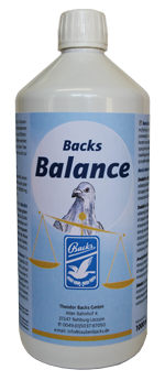 Backs Balance 1L