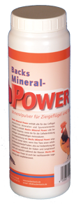 Backs Mineral Power 1000g