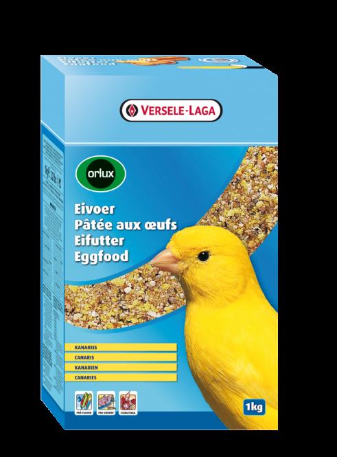 Orlux Eifutter für Kanarien gelb 1kg