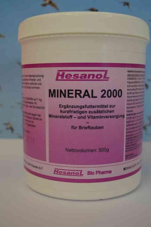 Hesanol Mineral 2000  500g