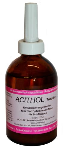 Hesanol Acithol Tropfen 100ml