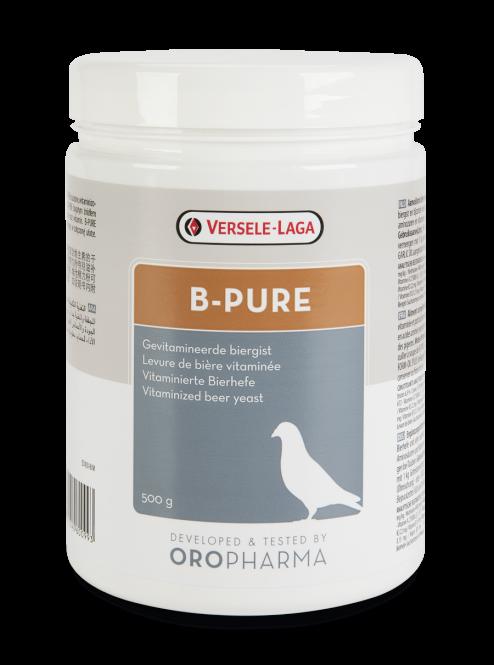 Oropharma B-Pure 500g Bierhefe
