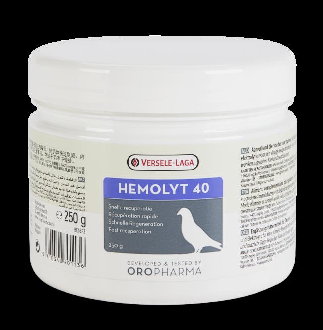 Oropharma Hemolyt 40 500g