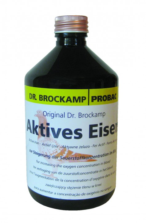 Brockamp Aktives Eisen 500ml