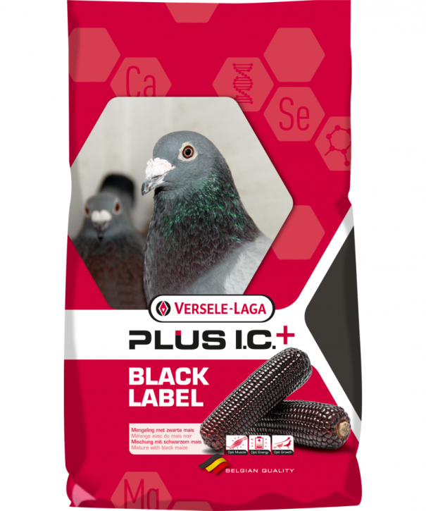 Versele-Laga Superstar Plus I.C. BLACK 20kg