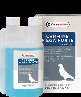 Oropharma Carmine Mega Forte 250ml NEU