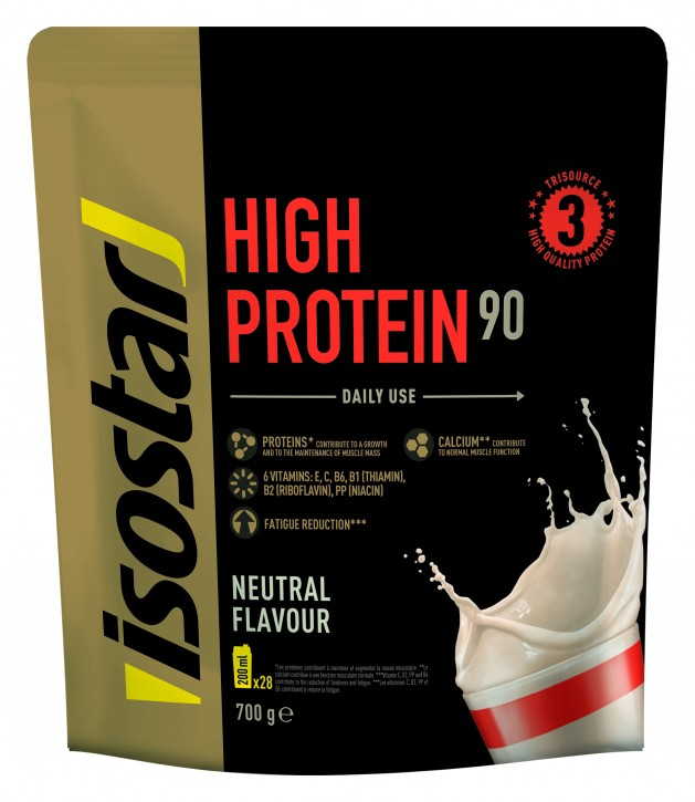 Powerplay High Protein 90 Isostar 700g neutral
