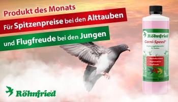 Röhnfried Carni Speed 500ml (Produkt des Monats)