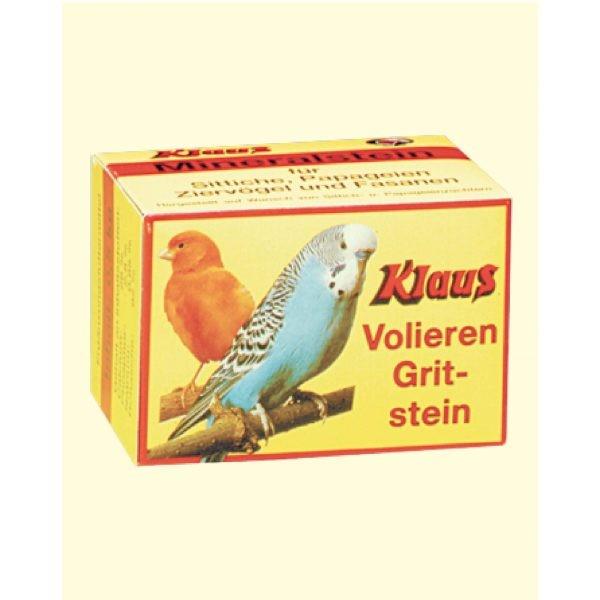 Klaus Volieren Gritstein für Vögel 485g