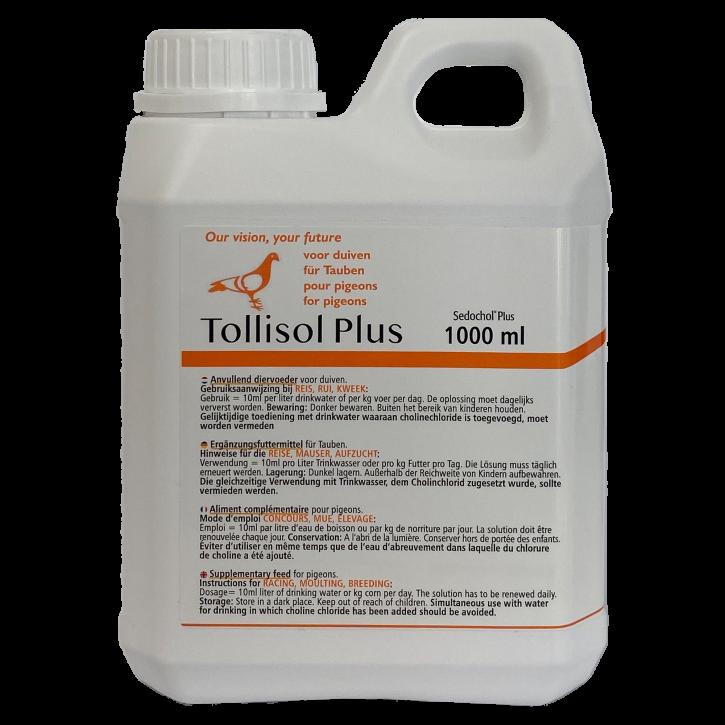 Tollisan Tollisol Plus 1L (vorher Sedochol)