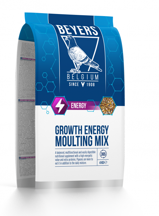 BEYERS Growth-Energy-Moulting Mix 4kg