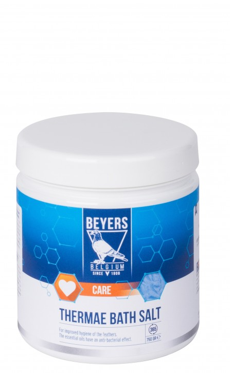 Beyers Badesalz Thermae 750g NEU