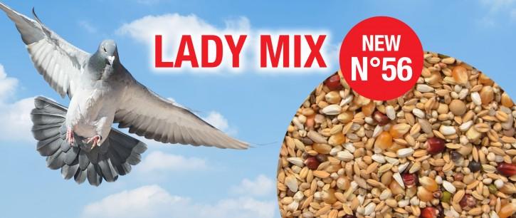VANROBAEYS Lady (Weibchen) Mix Nr.56 20kg NEU