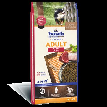 Bosch Adult Lamm & Reis 15kg