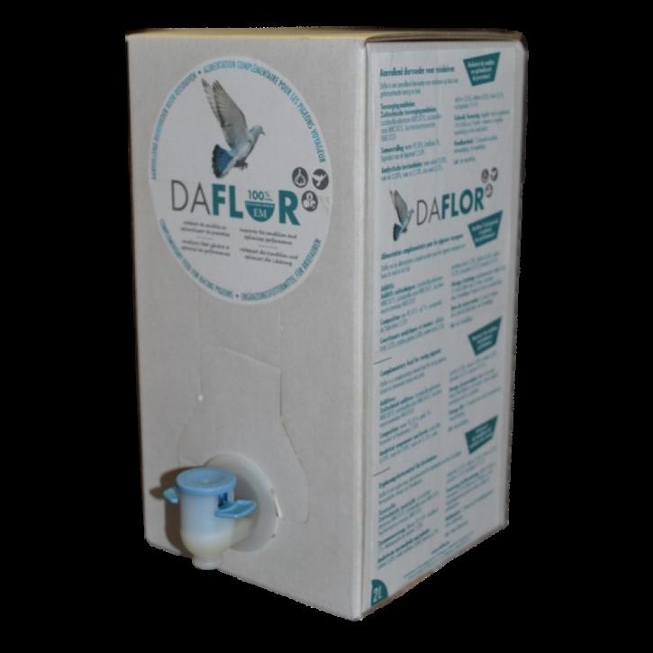 Daflor EM-Extrakt (Effektive Mikroorganismen) 2L NEU
