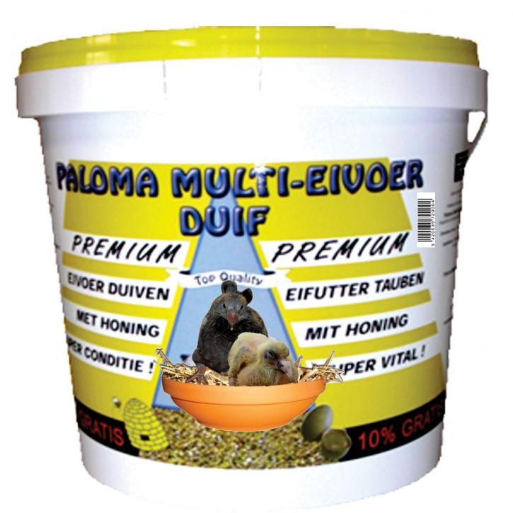 Paloma Multi-Eifutter für Tauben 5kg