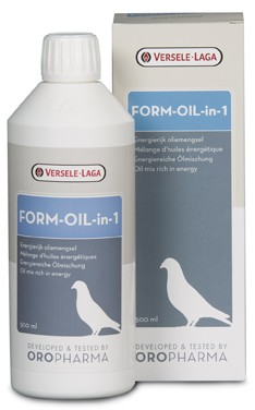 Oropharma Form Oil Plus 500ml