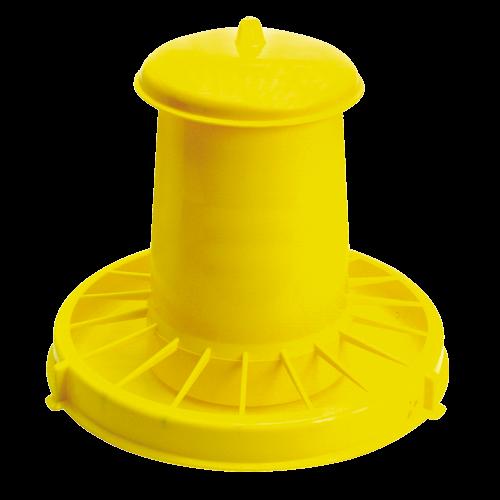 Futterautomat gelb 15kg