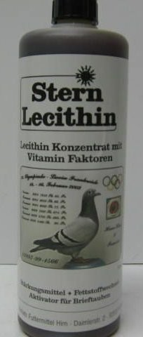 Hirn Stern Lecithin 250ml