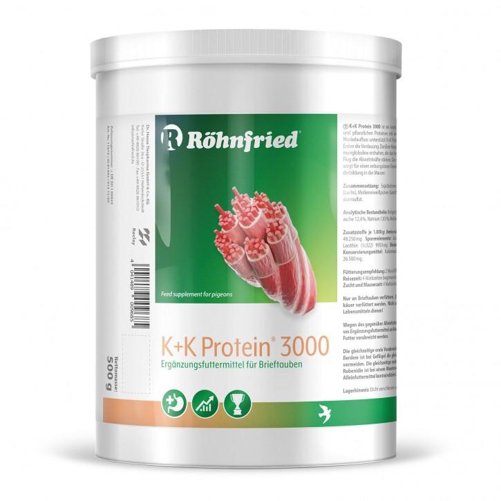 Röhnfried K+K Protein 3000 500g