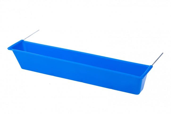 Korbtränke blau