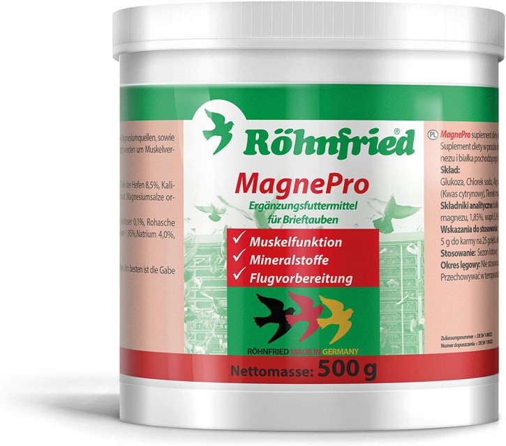 Röhnfried MagnePro 500g